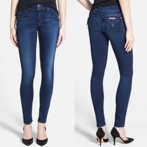 Hudson Collin Skinny Flap Pocket Jeans Size 27